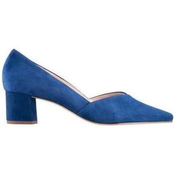 Čevlji  Ženske Salonarji Högl Personality Blue Heels Blue