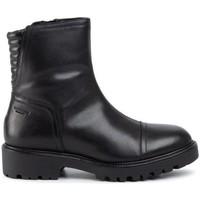 Čevlji  Ženske Gležnjarji Vagabond Shoemakers Kenova Black Booties Black