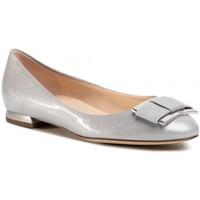 Čevlji  Ženske Balerinke Högl Harmony Silver Ballerinas Silver