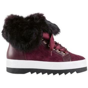 Čevlji  Ženske Škornji za sneg Högl Cozy Vino Booties Purple