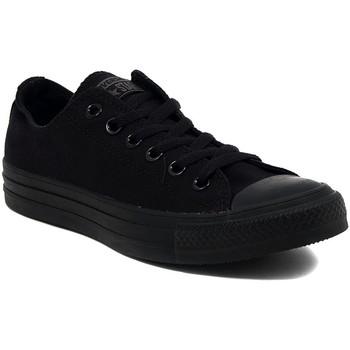 Čevlji  Nizke superge Converse ALL STAR  OX BLACK MONOCROME Multicolore
