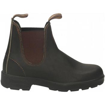 Čevlji  Ženske Polškornji Blundstone BLUNDSTONE COLLECTION stout-brown