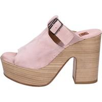 Čevlji  Ženske Sandali & Odprti čevlji Moma BK100 Roza