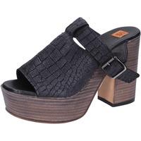 Čevlji  Ženske Sandali & Odprti čevlji Moma BK101 Črna