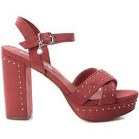 Čevlji  Ženske Sandali & Odprti čevlji Xti 32056 TEJA Rojo