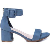 Čevlji  Ženske Sandali & Odprti čevlji Xti 35196 JEANS Azul