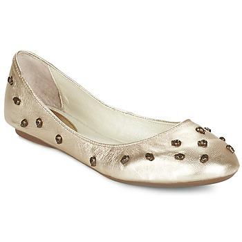 Čevlji  Ženske Balerinke Mosquitos BLUES-M Zlata