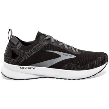 Čevlji  Moški Tek & Trail Brooks Levitate 4 M Črna