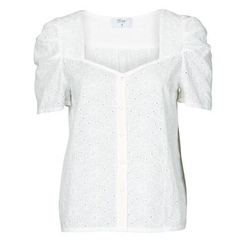 Oblačila Ženske Topi & Bluze Betty London OOPSO Bela