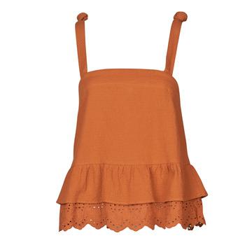 Oblačila Ženske Topi & Bluze Betty London OULINE Rouille