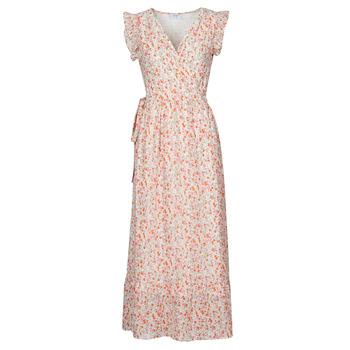 Oblačila Ženske Dolge obleke Betty London OULANE Rožnata