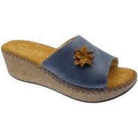 Čevlji  Ženske Natikači De Fonseca DEFONDEVOTAblu blu