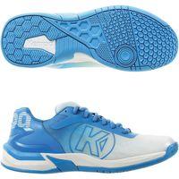Čevlji  Ženske Šport Kempa Chaussures femme  Attack 2.0 blanc/bleu