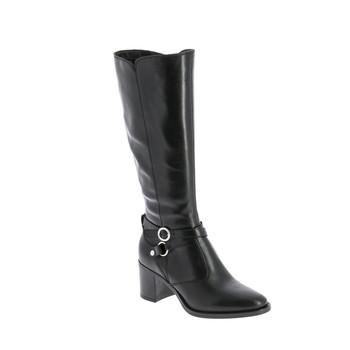 Čevlji  Ženske Mestni škornji    André ELIOTTA Črna