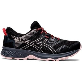 Čevlji  Ženske Fitnes / Trening Asics Gelsonoma 5 Črna, Roza