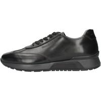 Čevlji  Moški Nizke superge Nero Giardini I001724U Black