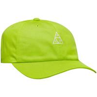 Tekstilni dodatki Moški Kape s šiltom Huf Cap essentials tt logo cv 6 panel bio Zelena