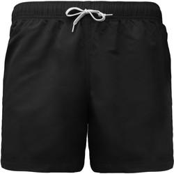 Oblačila Moški Kratke hlače & Bermuda Proact Short de bain court noir