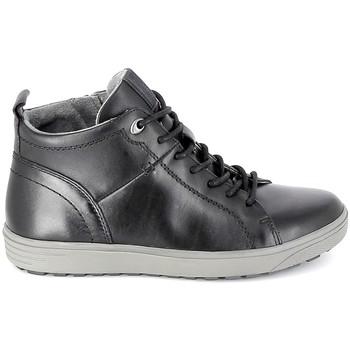 Čevlji  Moški Visoke superge Jana Sneaker 25202 Noir Črna