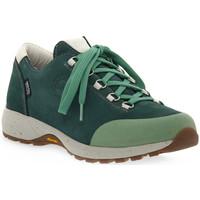 Čevlji  Ženske Pohodništvo Lomer BALI MTX PINE Verde