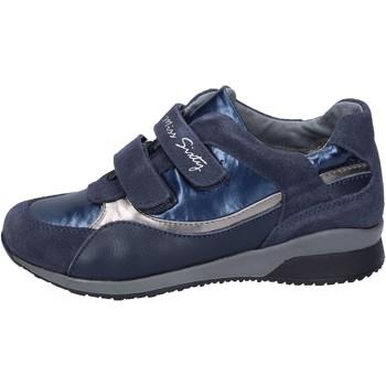 Čevlji  Deklice Modne superge Miss Sixty BK181 Modra