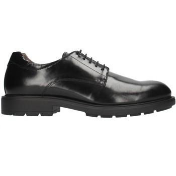 Čevlji  Moški Čevlji Derby Nero Giardini I001671U Črna