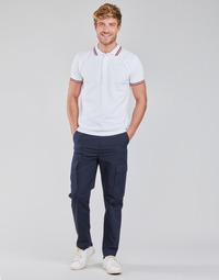 Oblačila Moški Hlače cargo Aigle BESTICOL Modra