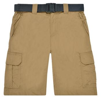 Oblačila Moški Kratke hlače & Bermuda Columbia SILVER RIDGE II CARGO SHORT Bež