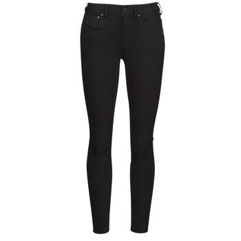 Oblačila Ženske Jeans skinny G-Star Raw ARC 3D MID SKINNY Črna