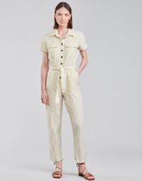 Oblačila Ženske Kombinezoni Roxy BEACH WONDERLAND Bela
