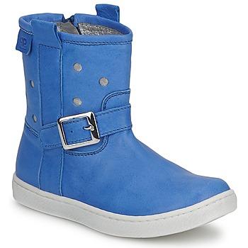 Čevlji  Deklice Polškornji Pinocchio RABIDA Modra