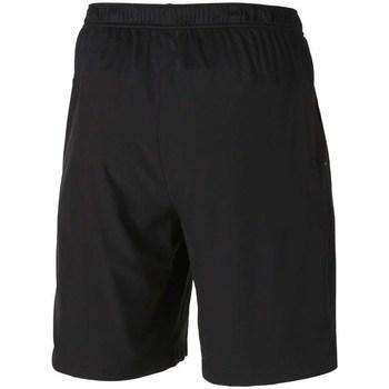 Oblačila Moški Kratke hlače & Bermuda Asics Club Woven Short 9INCH Črna