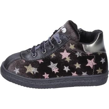 Čevlji  Deklice Modne superge Asso Superge BK219 Siva