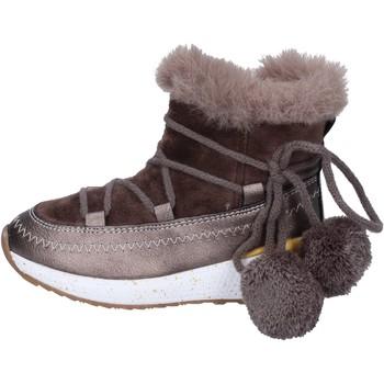 Čevlji  Deklice Gležnjarji Asso Gležnarji BK220 Bež