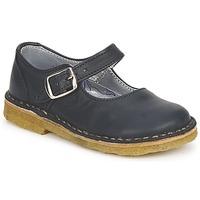 Čevlji  Deklice Balerinke Pinocchio LIANIGHT Modra
