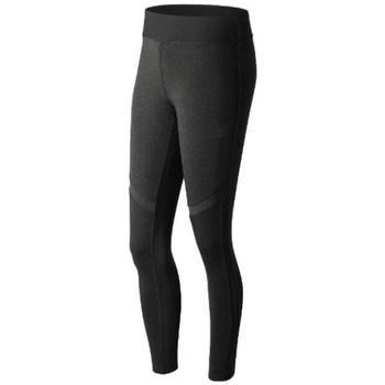 Oblačila Ženske Pajkice New Balance Sport Legging Grafitna