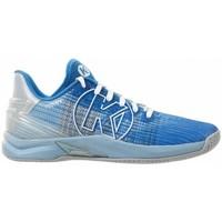 Čevlji  Ženske Šport Kempa Chaussures femme  Attack One 2.0 bleu/gris clair chiné