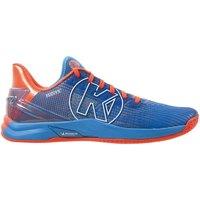 Čevlji  Moški Šport Kempa Chaussures  Attack One 2.0 bleu/rouge fluo