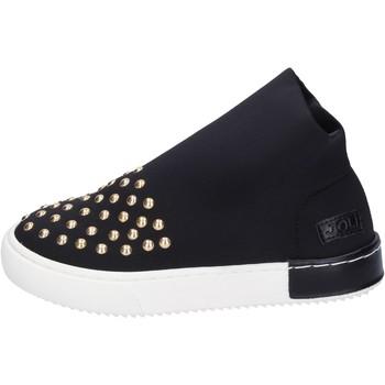 Čevlji  Deklice Modne superge Joli BK236 Črna