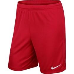 Oblačila Dečki Kratke hlače & Bermuda Nike Park II Knit Drifit Junior Rdeča