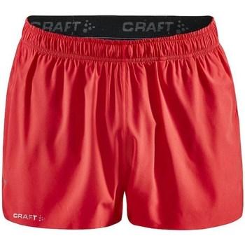 Oblačila Moški Kratke hlače & Bermuda Craft Adv Essence 2 Stretch Shorts M Rdeča