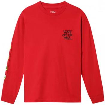 Oblačila Otroci Majice z dolgimi rokavi Vans x the simpso Večbarvna