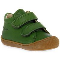 Čevlji  Dečki Nizke superge Naturino F06 COCOON VL NAPPA KAKY Verde