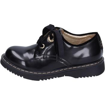Čevlji  Deklice Čevlji Derby & Čevlji Richelieu Enrico Coveri Klasična BK253 Črna