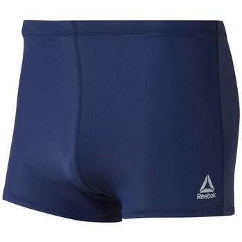 Oblačila Moški Hlače Reebok Sport SW Pool Short Mornarsko modra