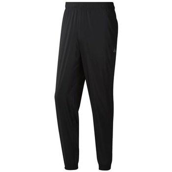 Oblačila Moški Hlače Reebok Sport TE Woven C Lined Pant Črna