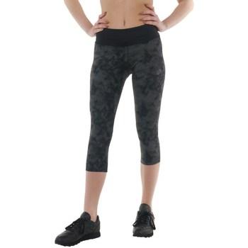 Oblačila Ženske Hlače Asics 34 Fuzex Knee Tight Črna
