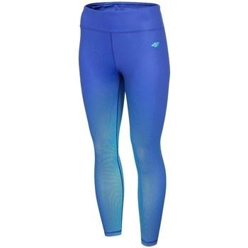 Oblačila Ženske Pajkice 4F SPDF008 Modra