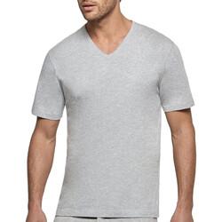 Oblačila Moški Majice s kratkimi rokavi Impetus 1360002 507 Siva