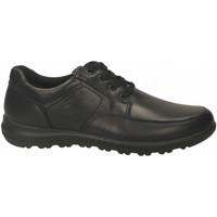 Čevlji  Moški Čevlji Derby Enval U BA 62162 nero